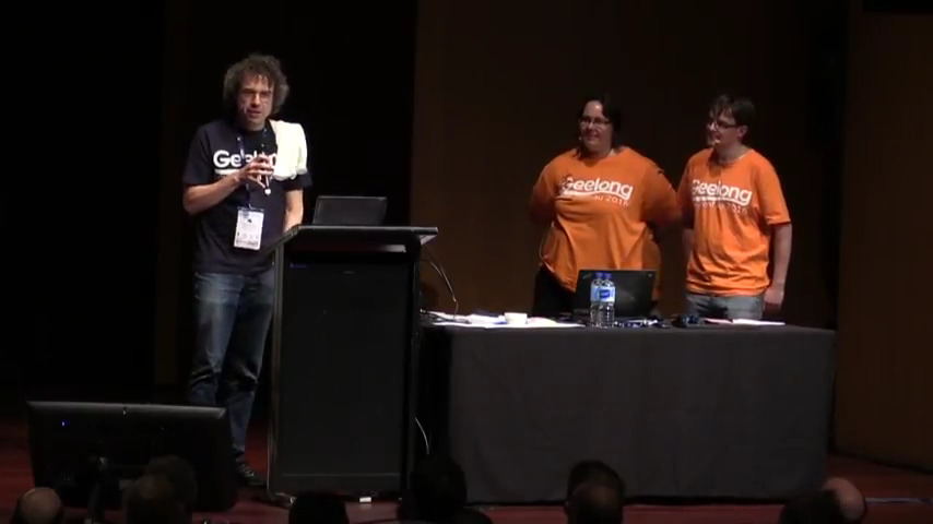 Watch Hugh Bleming's comments at the closing session of linux.conf.au 2016